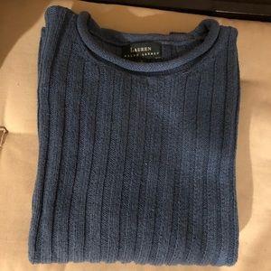 Lauren Ralph Lauren Blue Sweater
